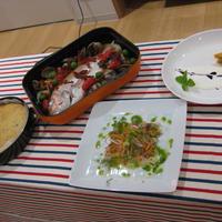 最新コンロで調理体験!手軽にできるグリルレシピ
