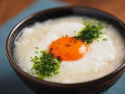とろろ雑炊 、 長芋とろろで簡単レシピ by 筋肉料理人さん