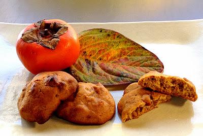 【母が作る】June-san's Persimmon Cookies 【柿のクッキー】