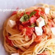 暑い日にはコレ!「ツナ×トマト」のさっぱり冷製パスタレシピ