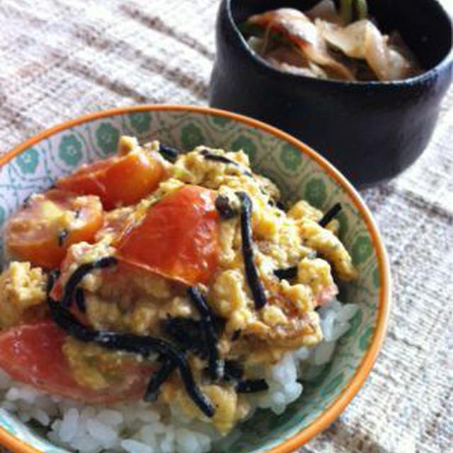 豆腐と小松菜のグラタン(カーボ3日目)