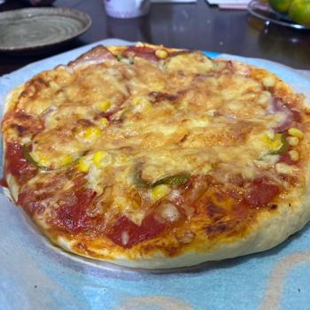 ☆休日はピザ!