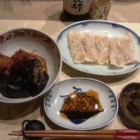 昨夜の晩ごはん♪ 棒餃子~!