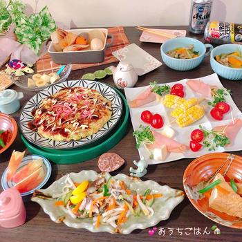 【リメイク料理と簡単おつまみ】