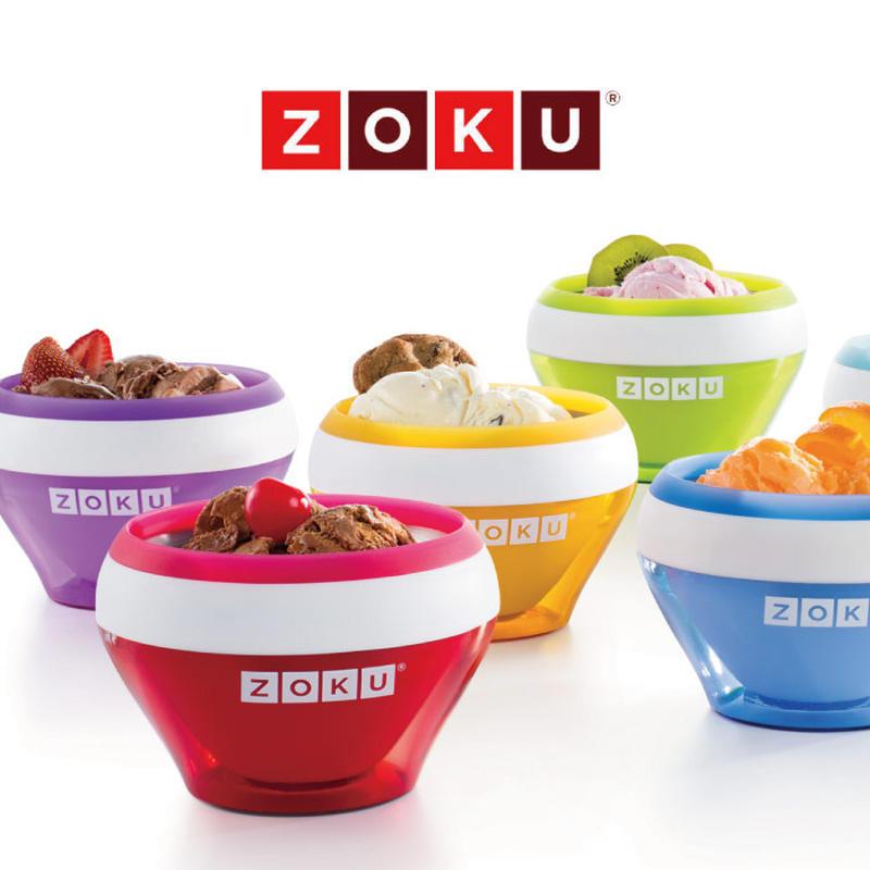 自宅でアイスクリームが簡単に作れるアイスクリームメーカー。<br>ミルクや生クリームを混ぜればクリー...