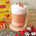 クリスマスにも使える!今冬イチオシの紅茶アレンジ♪