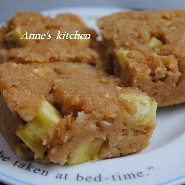 素朴な味・おから黒糖さつまいも蒸しパン