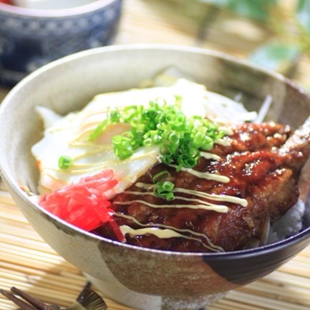 魚嫌いの子供にも大人気☆簡単イワシの蒲焼丼