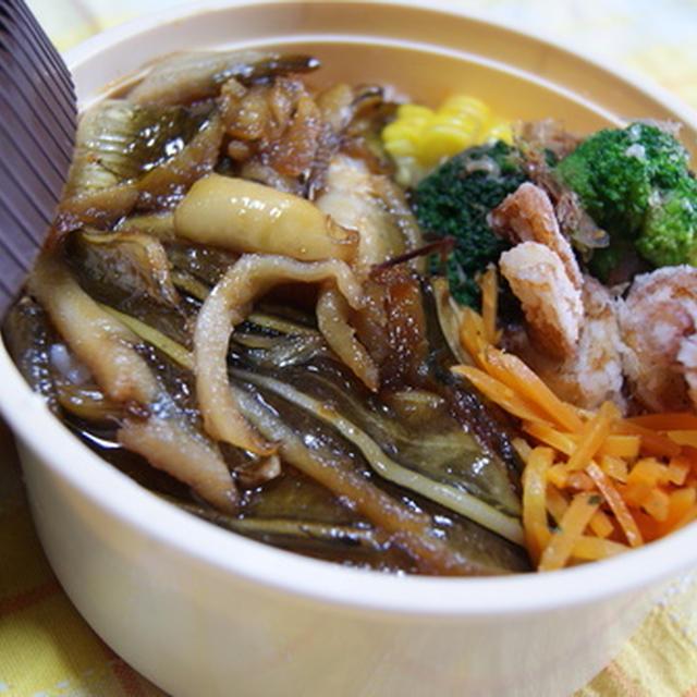 アナゴ丼弁