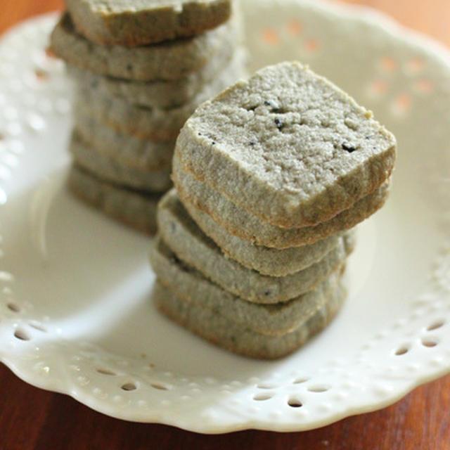 黒ゴマソフトクッキー