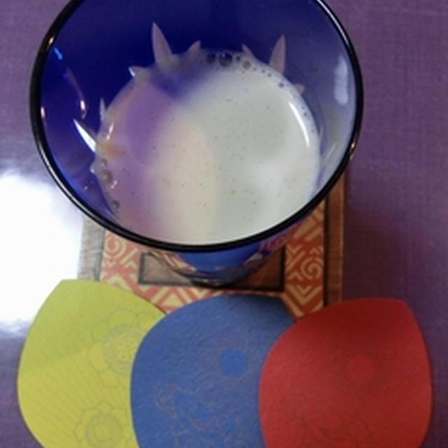 豆乳ミスカル