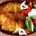チキンカツ煮べんとう・鮭の粕漬べんとう