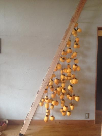 柿色 秋色