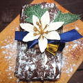 ブッシュ・ド・ノエル簡単10分以内(費用200円)クリスマスケーキ
