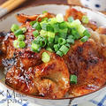 忙しい日はお肉も野菜もごはんに乗せて♪のっけ丼レシピ9品まとめました!