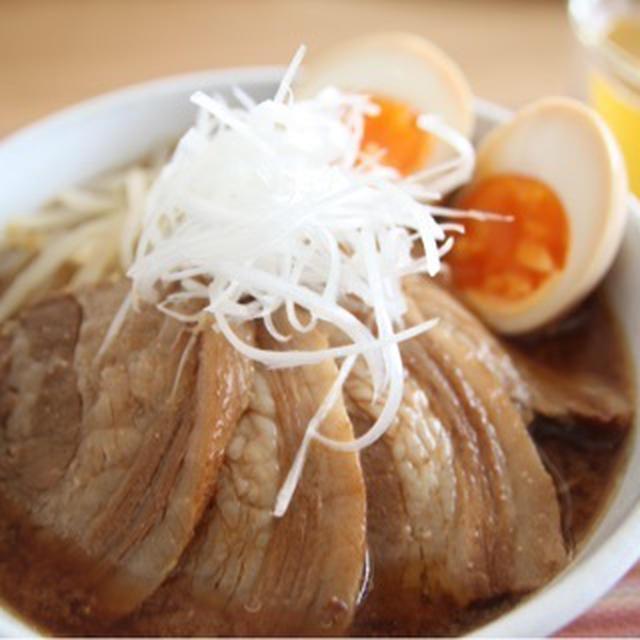 たぁーこ印☆味噌チャーシューラーメン