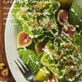 キリのクリームチーズドレッシングのグリーンサラダ by Runeさん