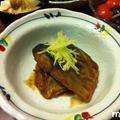 しっとり☆鯖の味噌煮