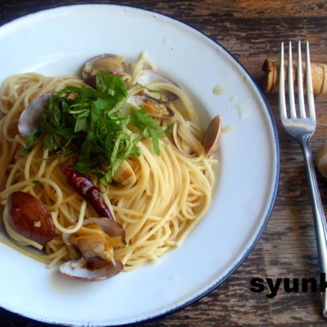 【簡単!カフェパスタ】定番:ボンゴレスパゲッティ