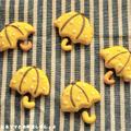 簡単★カサのデコクッキー