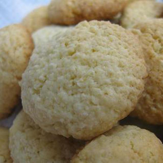落花生のクッキー