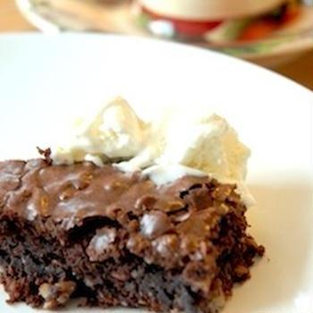 イブのチョコレートブラウニー