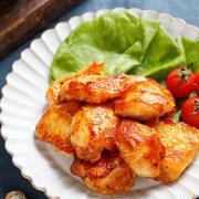 むね肉de味噌漬けチキン【#作り置き #お弁当 #冷凍保存 #マヨ不使用 #漬けて焼くだけ #主菜】