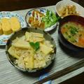 だし巻き卵のある食卓♪ by watakoさん