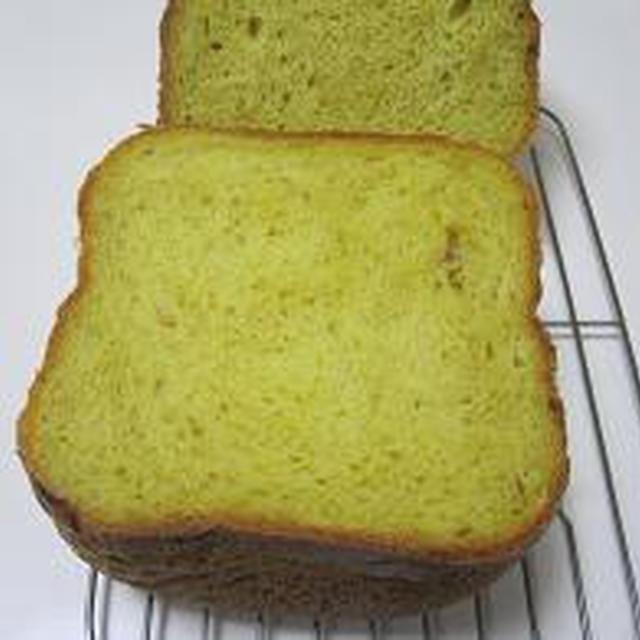カレー食パン