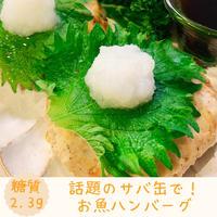 【YouTubeレシピ 】サバ缶で!お魚ハンバーグ