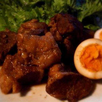 炊飯器de豚の角煮