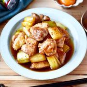 フライパンひとつで♪速攻ごはん♪【甘辛焼きとり】#作り置き #おつまみ #お弁当