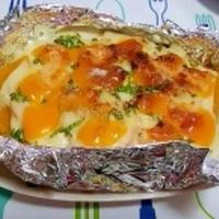 バターナッツカボチャのグラタン