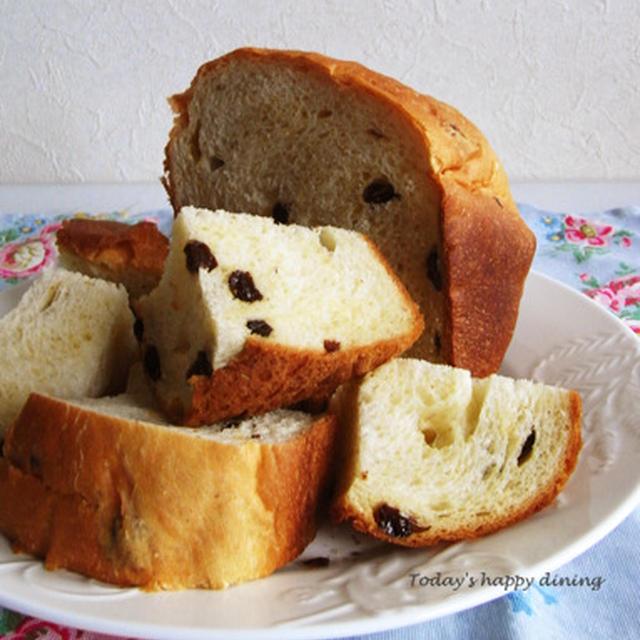 うちで人気のぶどうパン@HB