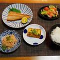 常備菜少しだけ作った☆しらたきの明太子和え♪☆♪☆♪