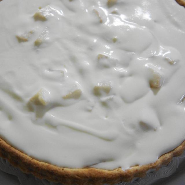 ル・レクチェのチーズケーキ