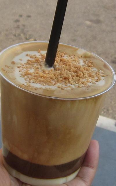 「Brivido al caffe」を飲んでみました!