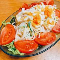 【簡単レシピ】岐阜のおいしい「きゅうり」でお手軽サラダ2種