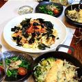 ◆秋鮭とブロッコリーでおうちごはん♪~ゆるやか糖質制限♪ by fellowさん