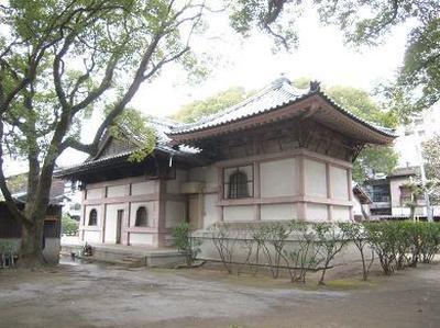 旭地蔵と、稲荷大明神と 〜崇福寺(その3)〜福岡市博多区の寺院