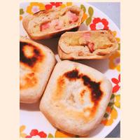 GABANオールスパイス使用!スパイス香る♡残り物活用♡「おやき風惣菜パン」レシピ
