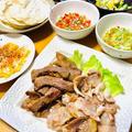 メキシコ料理、タコスを食べて応援!