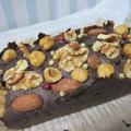 ローズマリー香る糖質フリーケーキ 豆腐のチョコレートケーキ