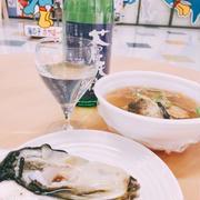 宮城の海の美味しいがつまった旬の牡蠣に蒼天伝