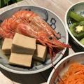海老と高野豆腐のうま煮♪ by 高野豆腐さん