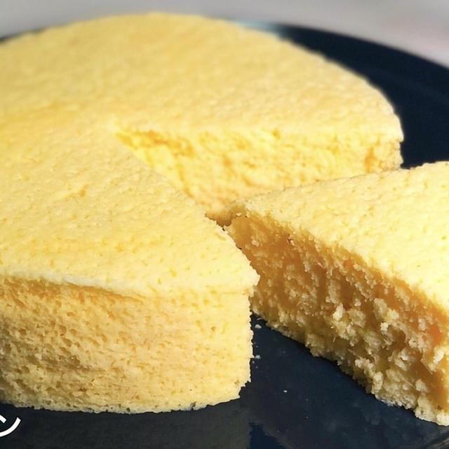 【糖質制限】電子レンジで5分!『おからのヨーグルトケーキ』の作り方