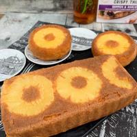 【ボーソー米油部】米油でアップサイドダウンケーキ