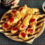 ハロウィン 唐揚げの指 英語レシピ | 海外向け日本の家庭料理動画 | OCHIKERON