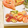 簡単絞り出しクッキー♡華やか桜・ハート♡ひな祭りやホワイトデーにも