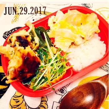 ★お弁当の日⑧〜親子丼弁当〜☆